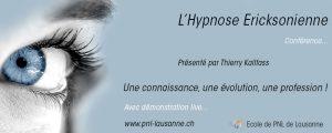 ecole de pnl de lausanne - hypnose eriksonienne - PNL - coaching -